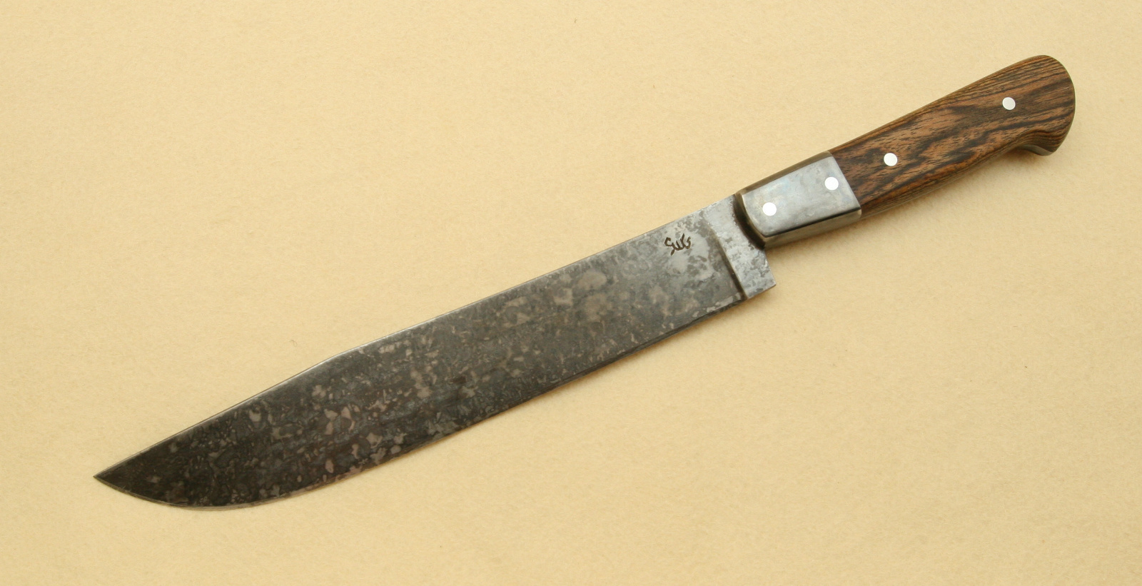 Steve Goddard Trade Knife