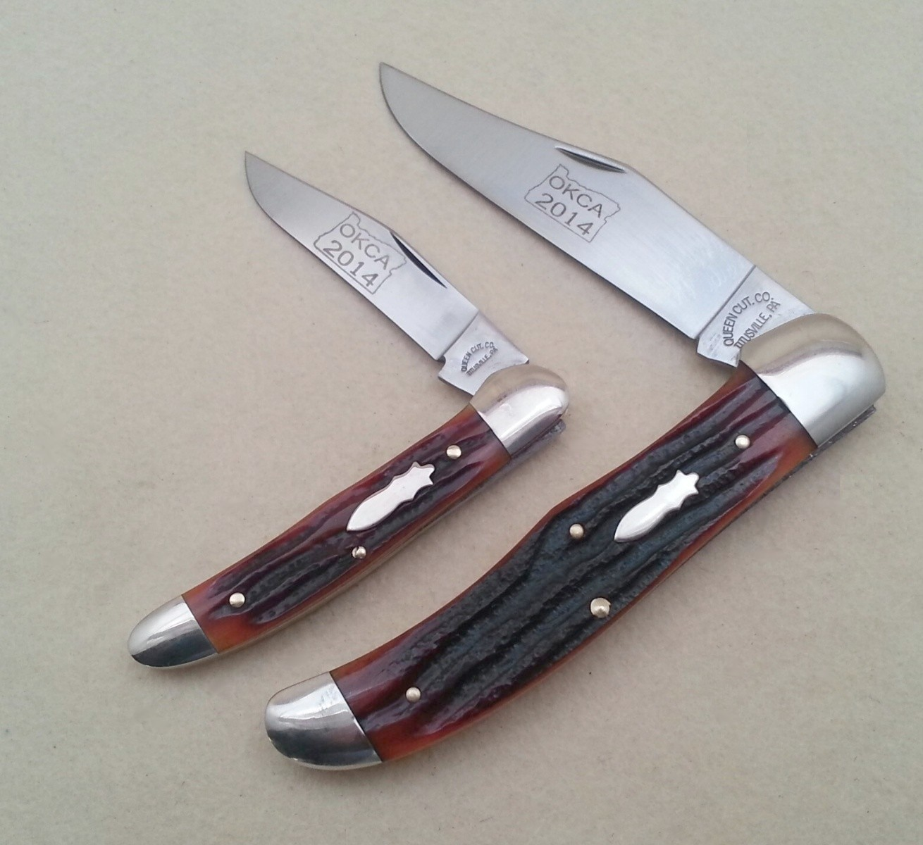 2014 Queen Club Knives